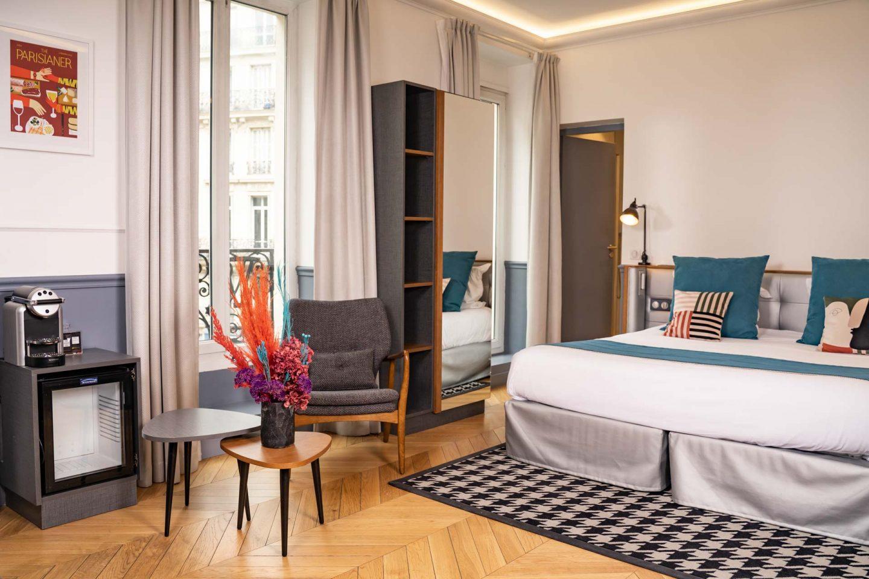 Petit Lafayette chambre