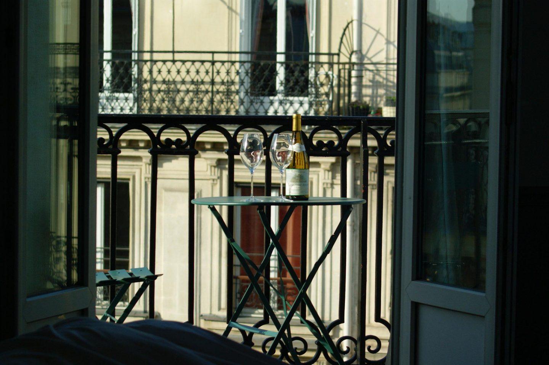 Le Petite Lafayette Balcon